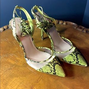 Aldo heels - size 9